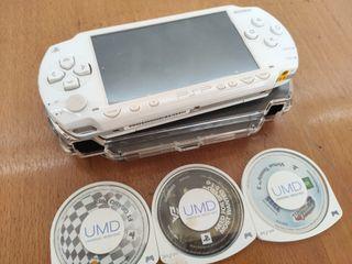 PSP fat con juegos