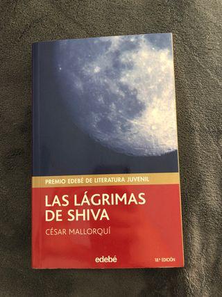 """Libro """"Las lágrimas de Shiva"""""""