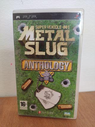 Metal Slug PSP