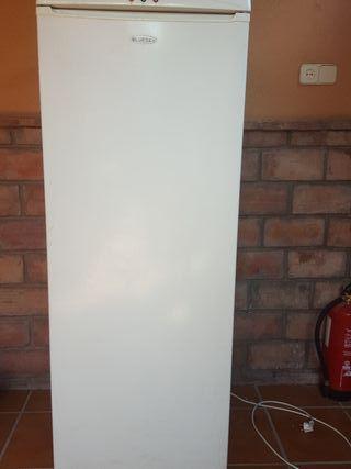 Congelador vertical Bluesky