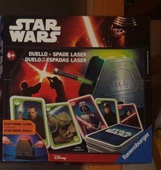 """""""Stars Wars"""" juego de mesa"""