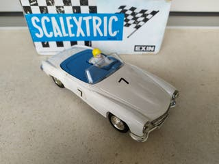SCALEXTRIC MERCEDES 190 SL