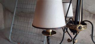 lampara estilo clásico