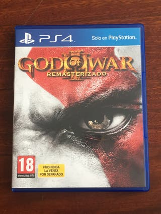 Videojuego God Of War