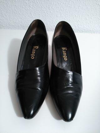 Zapatos de piel ( mujer )