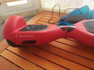 Patinete eléctrico SamrtGyro