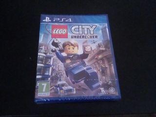 Lego City Undercover precintado para PS4