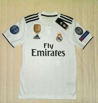 camiseta Real Madrid M.Llorente original