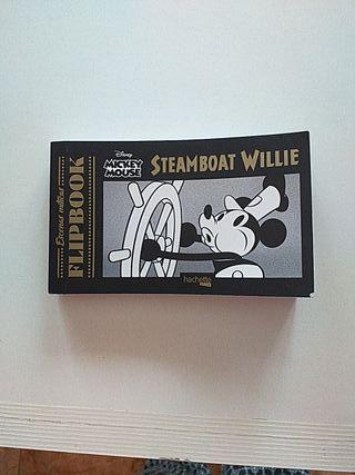 Flipbook Mickey Mouse