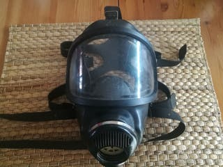 Máscara Químicos