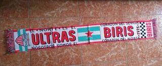 bufanda del Sevilla Biris Norte