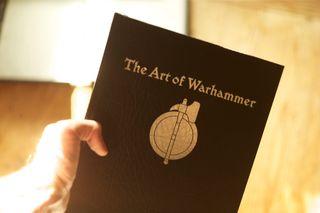 warhammer libro