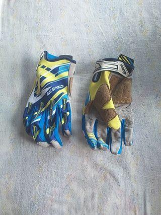 guantes de la talla M