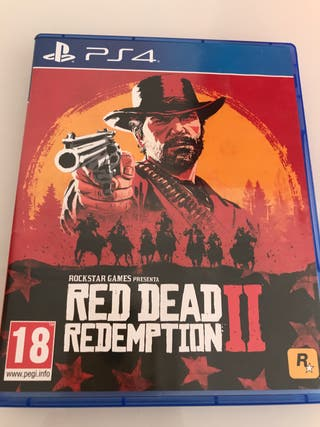 Red Dead Redemption || + 2 discos Ps4