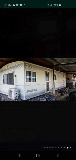 se vende casa prefabricada mobil