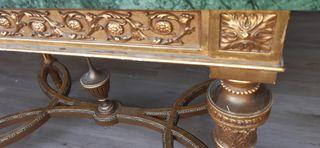 Mesa estilo Luis XVI, principios siglo XX