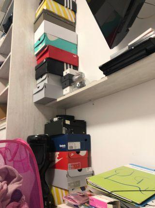 24 cajas de zapatos
