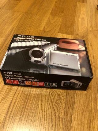 Mini cámara de vídeo nueva