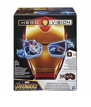 Mascara Iron Man Hero Vision