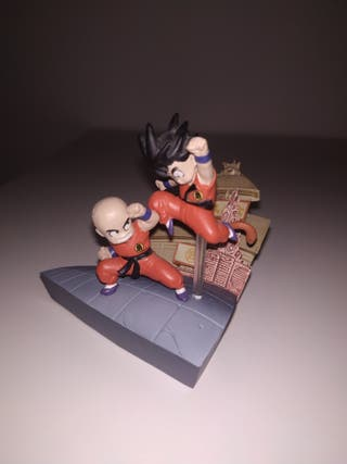 Dragon Ball gashapon imagination