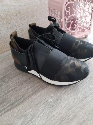 """Sneakers seminuevas mujer.N°36.""""Sixtyseven"""""""