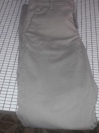 pantalones de mujer talla 36 Zara