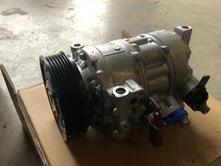 Compresor de aire acondicionado para Audi a 4