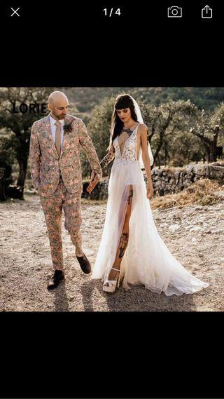 Vestido de novia/ wedding dress