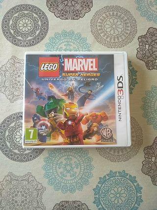 juego Nintendo 3DS Lego