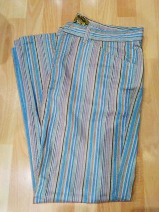 Pantalón Zara T. 42 o L