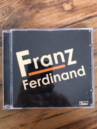 CD - Franz Ferdinand