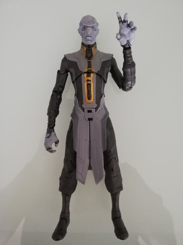 MARVEL LEGENDS EBONY MAW INFINITY WARS ENDGAME