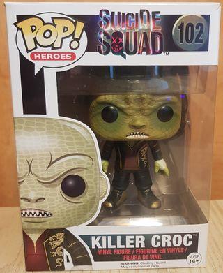 Killer Croc Funko Pop