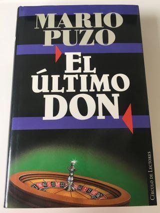 El último Don. Mario Puzo