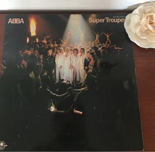 """Vinilo ABBA """"Super Trouper"""""""