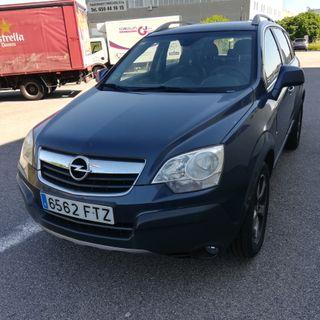 Opel Antara cdti 150cv con pegatina medioambiental