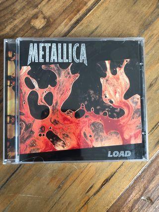 CD - Metallica - Load