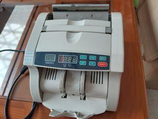 máquina contadora de billetes