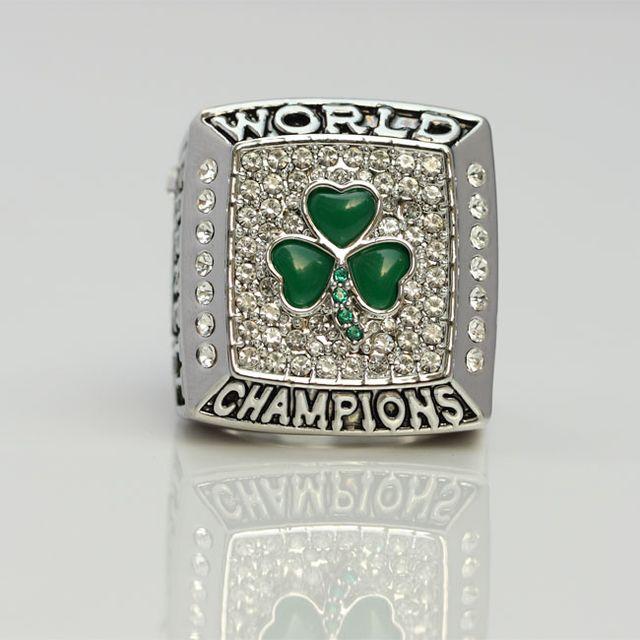 Anillo NBA 2008 Boston Celtics Kevin Garnett