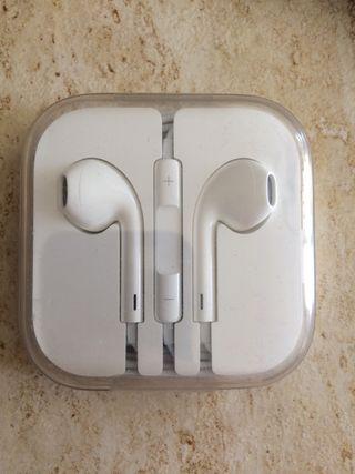 EarPods clavija 3,5mm Apple
