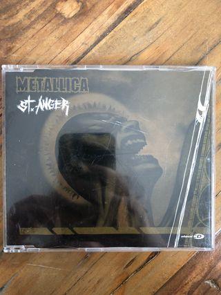 CD - Metallica - St. Anger