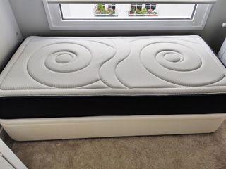 Cama colchón canapé abatible 90x190 NUEVA