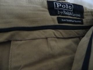 pantalon polo ralph laurent original talla 52