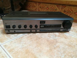 amplificador Fisher CA 520
