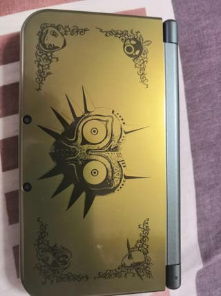 New 3DS XL Majora's Mask Edition