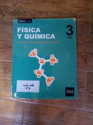 libros física y química 3 eso arcipreste