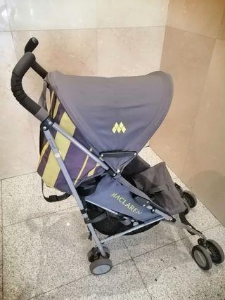 carrito /silla maclaren