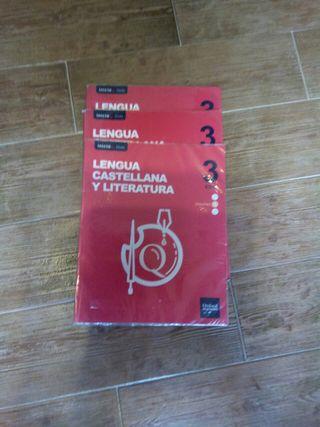 libros lengua y literatura 3 eso Arcipreste