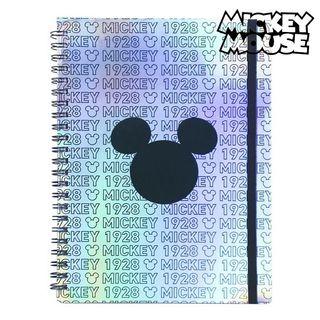 Libreta de Anillas Mickey Mouse