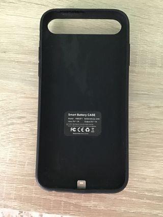 Funda batería externa para iPhone 6